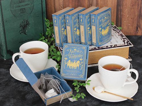 ティータイムブック紅茶セット