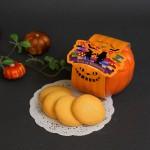 ハロウィンかぼちゃクッキー380