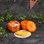 ハロウィン2017-かぼちゃクッキー380円