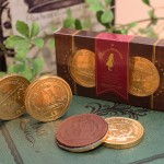 アリスコインチョコレート/180円+税