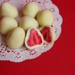 苺チョコ(ホワイト)300円+税