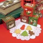 クリスマスクッキーbox