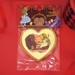 プリントチョコレート(チェシャ) 250円+税