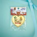 プリントチョコレート アリス&ラビット 250円+税