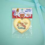 プリントチョコレート アリス&マッド 250円+税